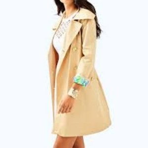Lilly Pulitzer Quynn Trench
